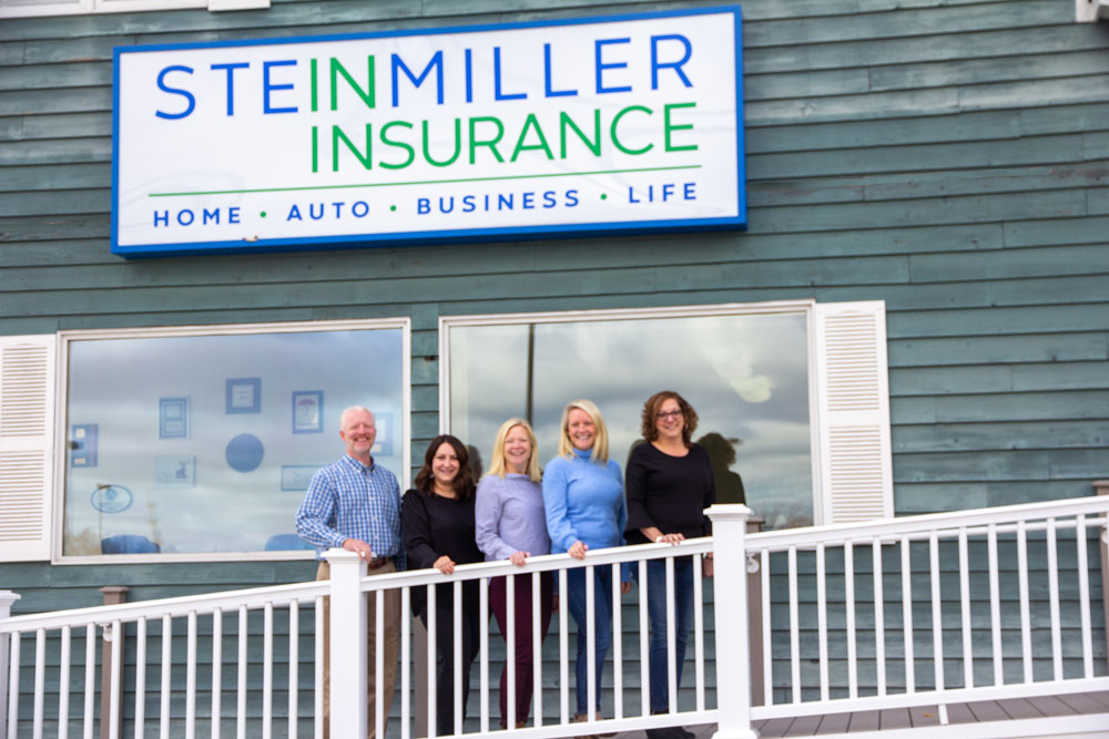 Steinmiller Team Outside